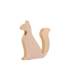 Freestanding Cat Shape (18mm)