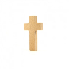 Freestanding Cross Shape (18mm)