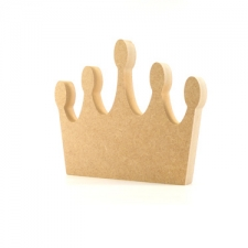 Crown/Tiara Shape, Freestanding (18mm)