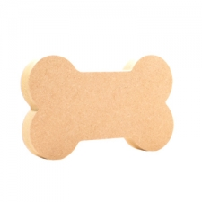 Freestanding Dog Bone Shape (18mm)