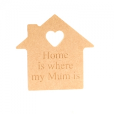 Home is where my Mum is (18mm)