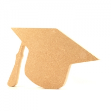 Freestanding Graduation Cap (18mm)