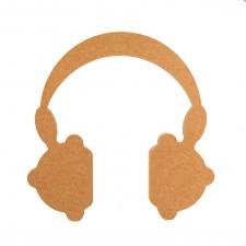 Freestanding Headphones Shape (18mm)
