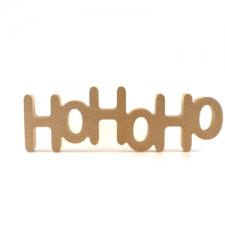 HoHoHo, Freestanding Lettering (18mm)