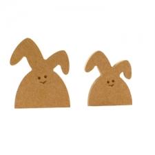 Freestanding Lop Eared Bunny (18mm)