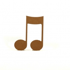Freestanding Musical Notes (18mm)