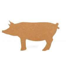 Freestanding Pig (18mm)