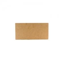 Freestanding Plaque Squared Corners (18mm)