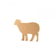 Freestanding Sheep (18mm)