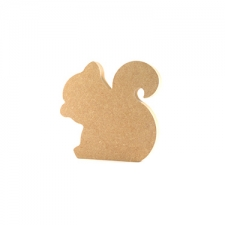 Freestanding Squirrel (18mm)