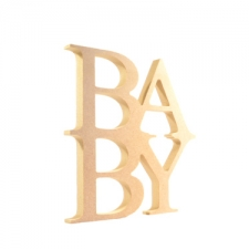 Freestanding Stacked BABY (18mm)