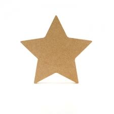 Freestanding Star (18mm)
