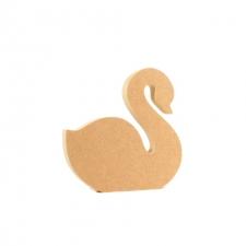 Freestanding Swan (18mm)