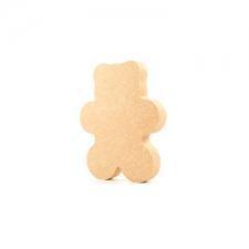 Freestanding Teddy Bear (18mm)  SHAPE 2