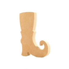Freestanding Witches Boot (18mm)