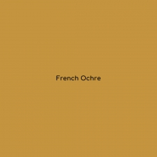 French Ochre Chalky Emulsion, Craig & Rose Paint