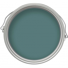 French Turquoise Chalky Emulsion, Craig & Rose Paint