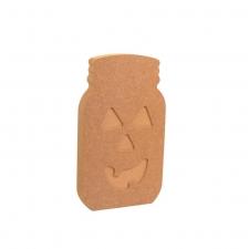 Halloween Mason Jar (18mm)
