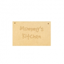 Mummy's Kitchen (6mm)