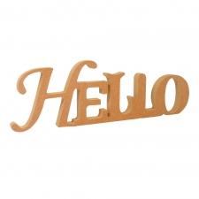 Hello, Freestanding (18mm)