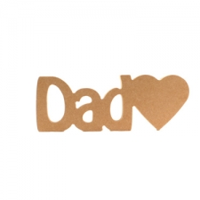 Hobo Font, Dad with Heart