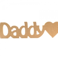 Hobo Font, Daddy with Heart