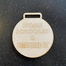 Home Schooled And... (3mm)