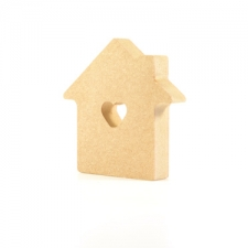 House with Heart (18mm)