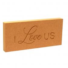 I Love Us (18mm)