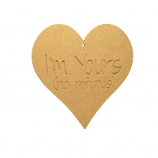 I'm Yours (no refunds) (6mm)