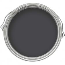 Jet Black Chalky Emulsion, Craig & Rose Paint