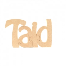 Jigsaw Name:Taid (18mm)