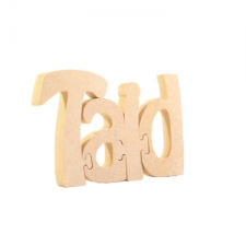 Jigsaw Name:Taid (18mm)