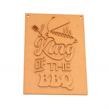 King of the BBQ (3mm)
