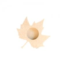 Leaf Shapes Tea Light Holder (18mm)