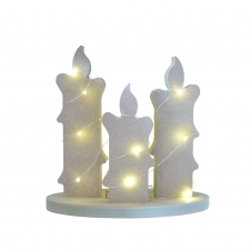 Light Up Candle Set (18mm)