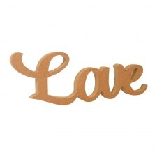 Love, Freestanding (18mm)