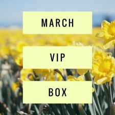 March VIP Box