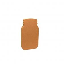 Mason Jar (18mm)