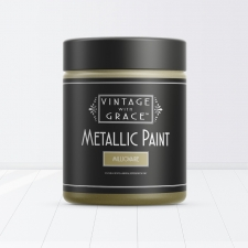 Millionaire, Metallic Paint, Vintage with Grace