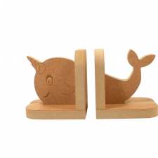 Narwhal Bookends (18mm)