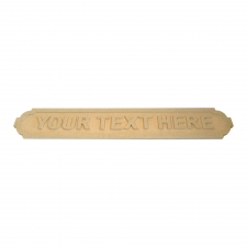 Personalised Road Signs (6mm)