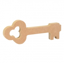 Plain/Personalised Birthday Key (18mm)
