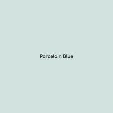 Porcelain Blue Chalky Emulsion, Craig & Rose Paint