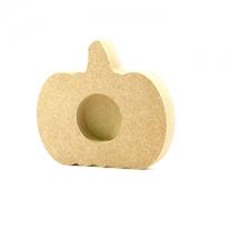 Pumpkin Tea Light Holder (18mm)