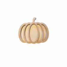 Pumpkin Tray (18mm + 3mm)