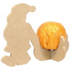 Santa Chocolate Orange Holder (6mm)