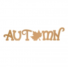 Seasonal Letters (18mm)