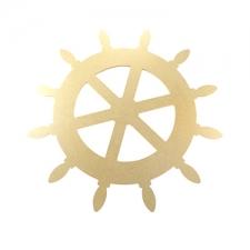 Ships Wheel (6mm)