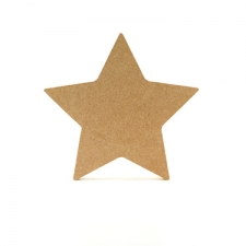 Star Shape (6mm)